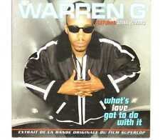 Warren G - What's Love Got To Do With It - CDS -1996 - Pop Rap Tina Turner cover