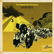 Stampede by The Quantic Soul Orchestra (CD, Apr-2003, Tru Thoughts)