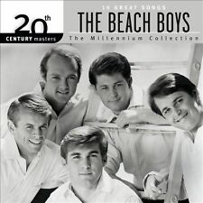 New: THE BEACH BOYS - .The Best of (Greatest Hits) 20th Century Masters CD [W]