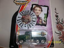 MATCHBOX 1977 Saturday Night Live BILL MURRAY Swill Mineral Water Truck RARE new