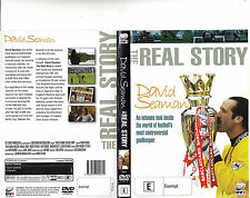 David Seaman:The Real Story-Football's Controversial Goalkeeper-Soccer-DVD