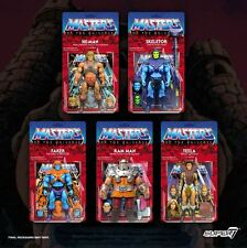 Ultimate Edition 2017 5er KOMPLETTSET Masters of the Universe Classics MOTU