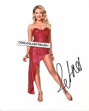 """PETA MURGATROYD """"DANCING WITH THE STARS"""" HAND SIGNED 8X10 COLOR PHOTO 10 """"PROOF"""""""