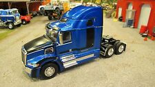 "Loose DCP BLUE METAL 1:64 Western Star 5700 XE 68"" HIGH Roof semi Cab truck only"