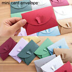 50xButerfly Paper Envelopes for Letters Card Bag Mini Invitation Envelope Case