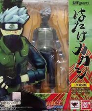 S H Figuarts Hatake Kakashi Naruto Shippuden Action Figure Bandai 89689 IN STOCK
