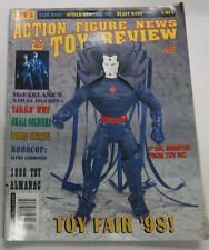 Toy Review Magazine Toy Fair '98 Mr. Sinister No.66 April 1998 082115R