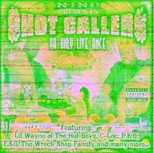 Shot Callers: Ya Only Live Once  Audio Cassette