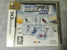 WINTER SPORTS THE NEXT CHALLENGE 2009 NINTENDO DS DSi 2DS 3DS ITALIANO COMPLETO
