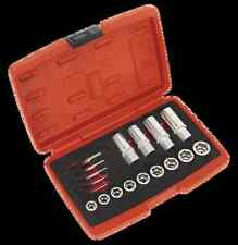 Sealey Bolt, Stud & Screw Extractor Set 18pc AK751