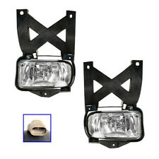 for 01-04 Ford Escape Fog Driving Lights Lamps Left & Right Pair Set NEW