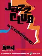 Bennett: Jazz Club  Flute (Grade 1-2) Book & CD IMP7530A