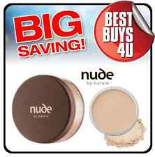 NUDE BY NATURE LIGHT 15G - loose make up foundation powder mineral cover