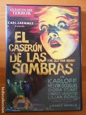 DVD EL CASERON DE LAS SOMBRAS (THE OLD DARK HOUSE) - BORIS KARLOFF (T4)