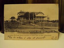Old Forge House / Fulton Chain of Lakes / ADK / Adirondack Mountains / Postcard