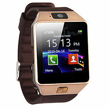 Bluetooth Wrist Smart Watch Phone Card For Android Smartphone HTC ASUS Motorola