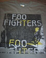 VINTAGE STYLE THE FOO FIGHTERS BAND T-Shirt MEDIUM NEW