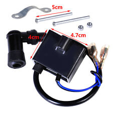 Ignition Coil Fit for 49cc 50cc 66cc 80cc 2 Stroke Engine Motorized Bicycle Bike