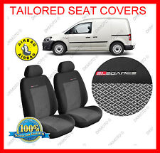 Tailored seat covers for Volkswagen Caddy Van 1+1    2003 - on  Front seats  (2)