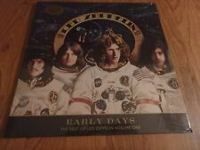 Led Zeppelin - Early Days: The Best Of 2 LP set vinyl record sealed NEW RARE