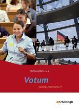 Votum - Politik - Wirtschaft - Für Gymnasien in Niedersachsen (G9): Schülerband