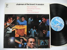 CHAIRMEN OF THE BOARD In Session LP 1971 UK Invictus EX