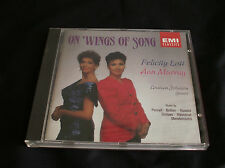 FELICITY LOTT & ANN MURRAY 'On Wings of Song' Duets with Graham Johnson, piano.