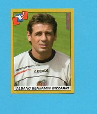 PANINI CALCIATORI 2007-2008- Figurina n.72- BIZZARRI- CATANIA -NEW