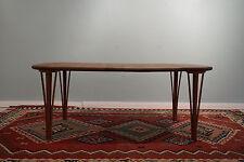 Vintage Couchtisch Beistelltisch Tisch 60er 70er Dänemark Teak Midcentury