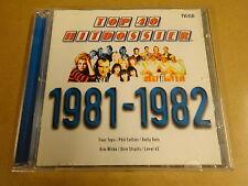 2-CD / TOP 40 HITDOSSIER 1981-1982