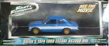 Fast & Furious Brian's 1974 Ford Escort RS2000 MKI Diecast 1:43 Greenlight 5inch