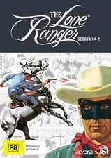 Lone Ranger : Season 1-2 (DVD, 2014, 12-Disc Set) - Region 4