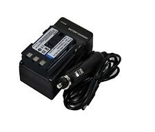 New NB-2LH NB2L Battery and Charger For iVIS DC300 MD100 VIXIA HV HV40 MV800