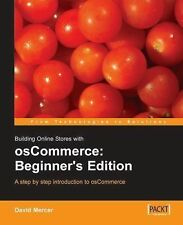 Building Online Stores with OsCommerce by David Mercer (2006, Paperback, New...