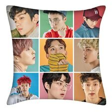 EXO KPOP PILLOW CUSHIONS EX'ACT EXACT LUCKY ONE MONSTER NEW