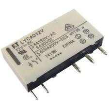 Fujitsu Print-Relais FTR-LYCA012V 12V DC 1xUM 6A 847R Power Relay 855158