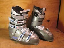 Nordica Easy Move W Ski Boots 26.5 Mondo , (Grey/Blue) - Lot BB14