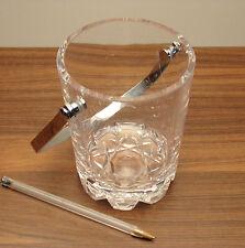 Seau à glace, vintage, Sèvres France, glaçons, 13 x 10 cm, 1 kg, ice bucket