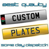 Car Number Plates Show Plates