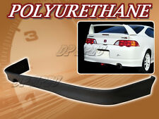 FOR 02-04 ACURA RSX T-R REAR BUMPER LIP BODY KIT SPOILER POLY URETHANE PU