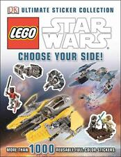 Ultimate Sticker Collection: Lego Star Wars: Choose Your Side! von DK...