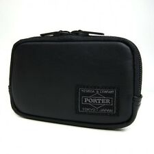 New Porter Yoshida Aloof Coin Case 023-03763 From JP