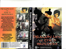 Dragon Lee Vs The 5 Brothers-1978-Chi Chu Chin- Movie-DVD