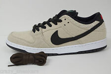 NIKE DUNK LOW PREMIUM SB BAMBOO size UK 11 EUR 46 US 12 BNIB 313170-206