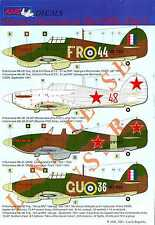 AML Models Decals 1/72 HAWKER HURRICANE IN THE USSR Part 1 w/Resin Set