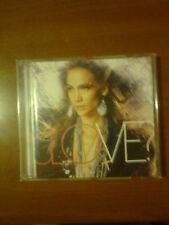 LOPEZ JENNIFER - LOVE? -  CD