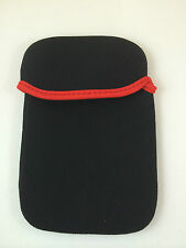 "FUNDA DE NEOPRENO 12"" PULGADAS PARA TABLET EBOOK COLOR NEGRO"