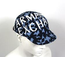 Armani Exchange A|X Men's Patchwork Geometric Logo Hat/Cap - I6HA455