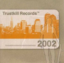 V.A. Trustkill Records 2002 CD WALLS OF JERICHO SHAI HULUD POISON THE WELL
