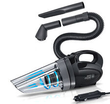 Portable Super Cyclone Handheld Car Vacuum Cleaner Wet Dry 12V 150W 13ft Dirt